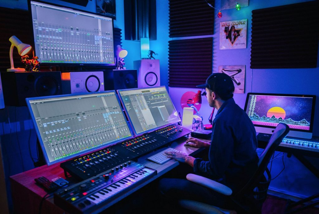 Produccion musica